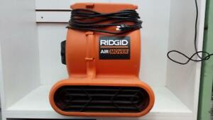 Ridgid AM2560 3 Speed Air Mover (#113975) (Mh36481) We Sell New and Used Tools!