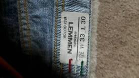 Diesel jeans ..33w 30leg