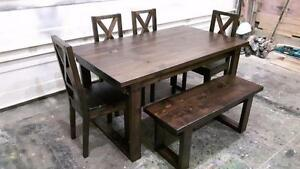 Contemporary Style Dining Tables