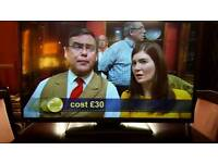 """42"""" Hitachi Full HD lcd SMART tv with Freeview."""
