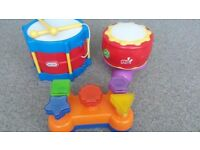 3 x Children's Pre-School Toys - Only £6 for all of them.
