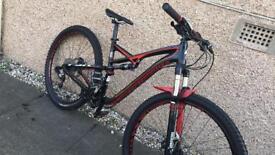 Specialized Camber Evo 29er mountain bike