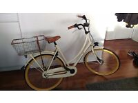 3 speed Cortina Dutch bike. Large frame, Excellent condition