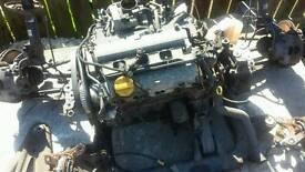 Vauxhall vectra gearbox