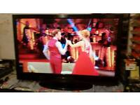42 inch luxor hd tv with new remote