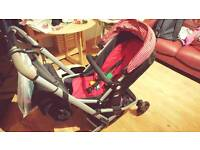 Mothercare 3 in 1 pram