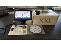 TomTom XXL Classic UK and Europe Sat Nav - PERFECT CONDITION