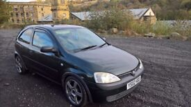 Vauxhall Corsa 1.7 DTI mot till 08.2018, Great engine, Very economical ! Offers and swaps welcome
