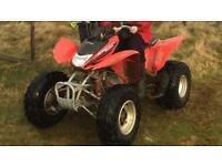 Honda Sportrax 250 quad