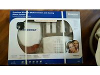 Wireless multi-function and zoning alarm system