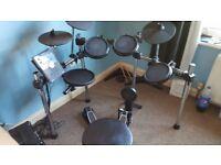 Alesis Forge 8-piece Electronic Drum Kit w/ Drum Stool