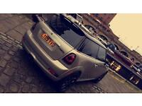 Mini cooper s 1.6 turbo 2009 FSH fully loaded one off. Red leathers sat nav pan roof. Low milleage!