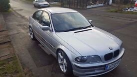 BMW 318se E46 (low millage for age)