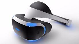 Playstation VR for sale
