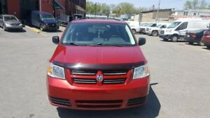 Dodge Grand Caravan SE  Stow&Go 2010
