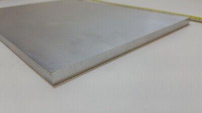 6061 Aluminum Flat Bar 14 X 8 X 14 Long Solid Stock Plate Machining