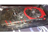 MSI Nvidia GTX 970 Graphics Card