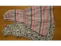 Summer Dresses. Aged 6-7