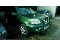 02 Nissan X Trail 5 Door.04 Toyota Verso 7 Seater.05 Honda Jazz 5 DOOR From 425