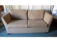Sofabed, double very comfortable, non smoking house, clean mattress, easy to turn form sofa to bed