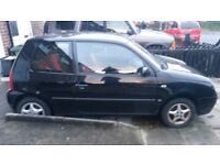 VW LUPO 1.0L, Good Runner, SORN, No Tax, No MOT