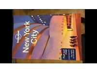 New York City - Lonely Planet Guide (2016)