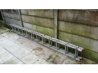 Extendable Aluminium Ladder