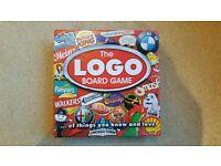 LOGO BOARD GAME.