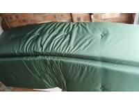 New Bench Cushion.