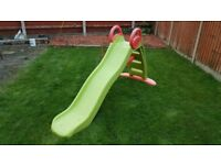 Smoby 7ft Wavy Water Slide rrp £130