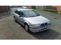 1995 rover 214 sli in excellent condition totally original