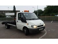 FORD TRANSIT RECOVERY TRUCK 2005 128K GENUINE MILES