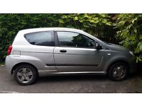 Chevrolet Aveo for Sale, 2009, 1.2, low price