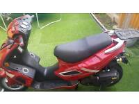Jonway madness 50cc moped for sale in slough
