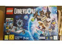 Lego Dimensions bundle xbox 360