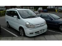 Nissan Serena Limited Edition Automatic Top Spec Low Miles