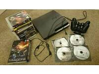 Ps3 PlayStation 3 with 42 games