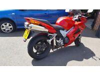 Honda VFR 800 2002 Low milage