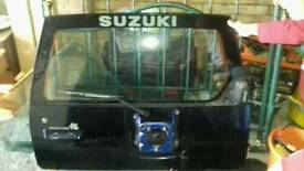 Suzuki vitara tailgate