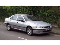 1999 Peugeot 406 1.8 Rapier 4 Door Saloon, One Owner from New, Low Miles, Must See!