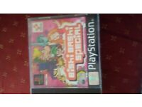 Sony Playstation 1 Ps1 Game Bishi Bashi Special