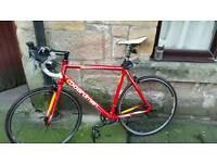 Boardman road bike