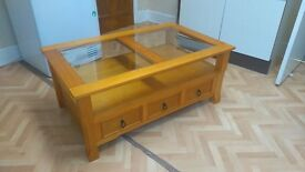 Coffee table 110x70x46cm