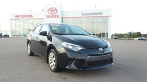 2015 Toyota Corolla LE EXTREMELY LOW KMS!!!