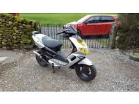 2005 Peugeot Speedfight 2 100cc