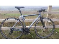 Ridgeback road bike. Medium frame 54cm