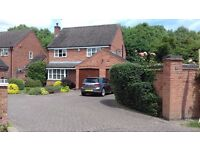 Four Bedroom Detached Family Home For Sale in quiet cul de sac location close to Bradgate Park