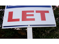 We Help Landlords. Do you have 3/4/5 bedroom houses to Let?