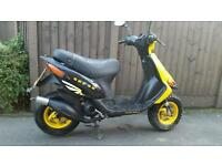 Gilera skp 50cc moped typhoon nrg zip speedfight aerox jog r aprilia sr
