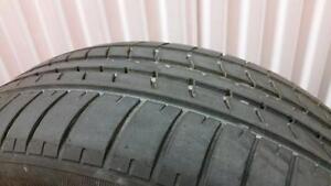 (E21) Pneus d'Ete - Summer Tires 205-50-17 Goodyear RunFlat